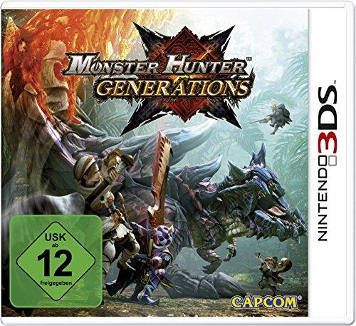 Nintendo 3DS - Monster Hunter Generations