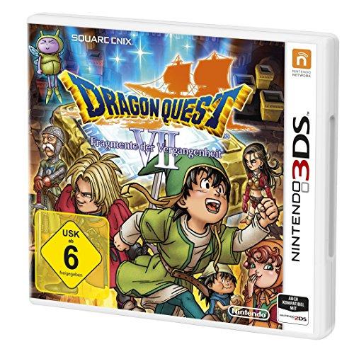 - Dragon Quest VII: Fragmente der Vergangenheit [3DS]