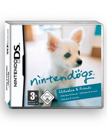 Nintendo DS - Nintendogs - Chihuahua & Friends