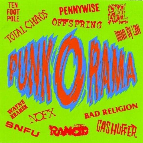 Sampler - Punk o rama