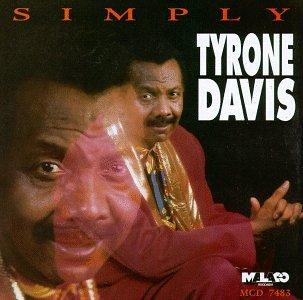 Davis , Tyrone - Simply