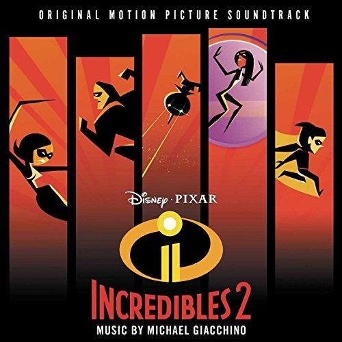 Giacchino , Michael - Incredibles 2 (Pixar) (Disney)