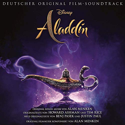 Soundtrack - Aladdin (Deutscher Original Film-Soundtrack)