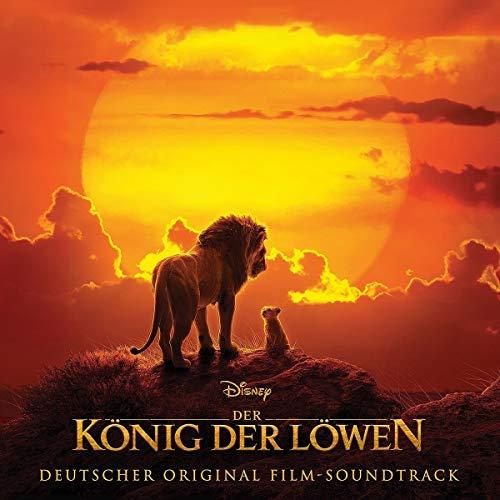 Soundtrack - Der König der Löwen (Deutscher Original Film-Soundtrack)