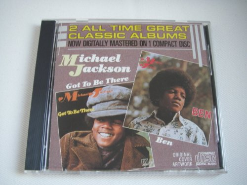 Jackson , Michael - Got To Be There / Ben (2 All Time Great Classic Albums On 1 CD) (Remastered)