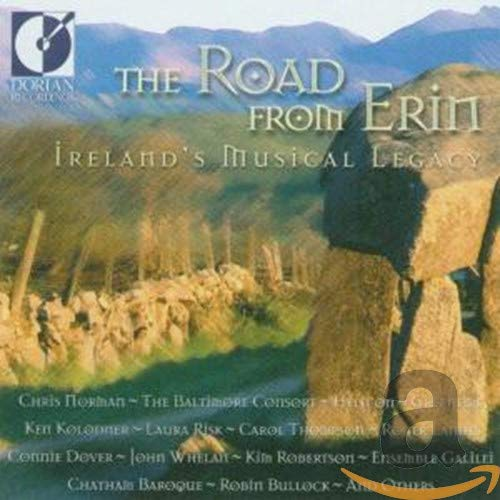 Sampler - The Road From Erin - Ireland's Musical Legacy
