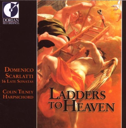 Scarlatti , Domenico - Ladders To Heaven - 16 Late Sonatas (Tilney)