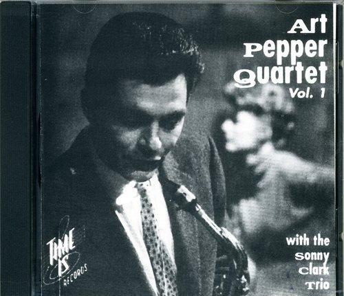 Pepper , Art - Art Pepper Quartet 1