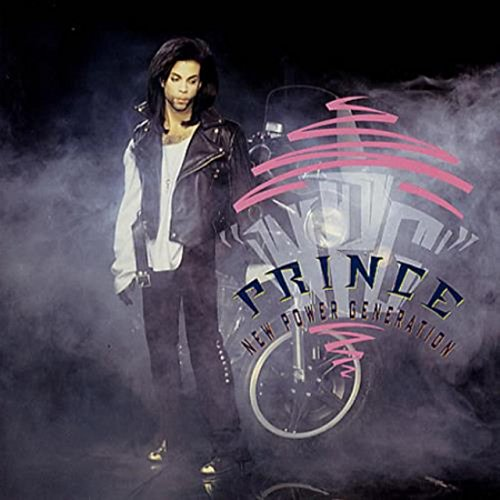 Prince - New Power Generation (Part 1-2) (7'') (Maxi) (Vinyl)
