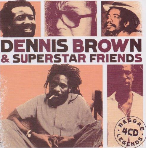 Brown , Dennis & Superstar Friends - Reggae Legends (4 CD BOX SET)