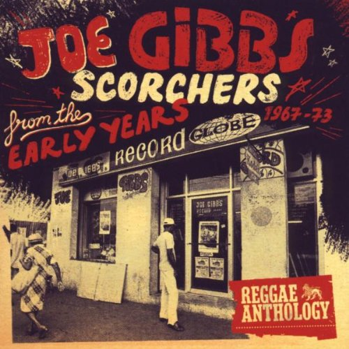 Sampler - Scorchers from the Early Years 1967 - 1973