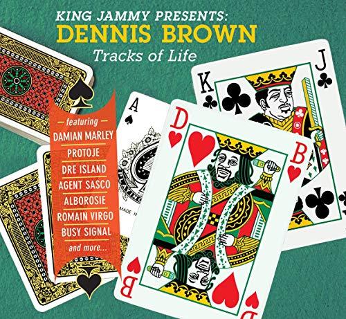 Brown , Dennis - Tracks of Life (inkl. 7) (Vinyl)