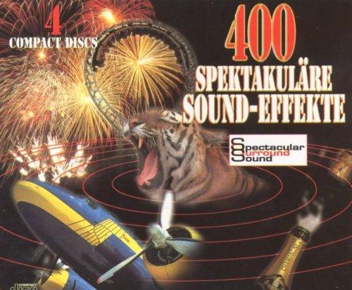 Sampler - 400 spekatakuläre Sound-Effekte