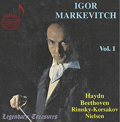 Markevitch , Igor - Vol. 1: Haydn, Beethoven, Rimsky-Korsakov, Nielsen