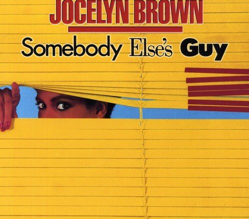 Brown , Jocelyn - Somebody Else's Guy