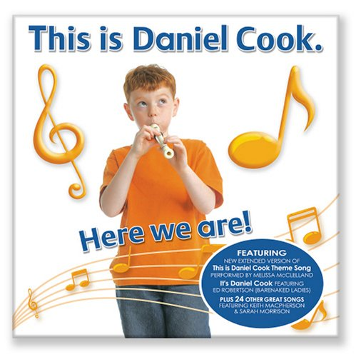 Cook , daniel - Here we are
