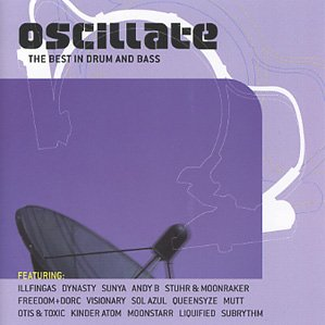 Sampler - Oscillate - the best in drum and bas