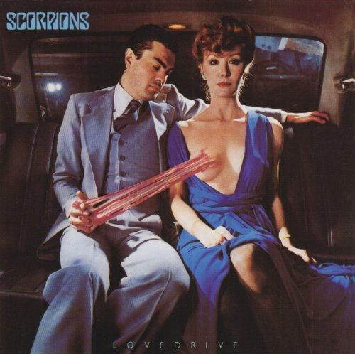 Scorpions - Lovedrive [Remastered]