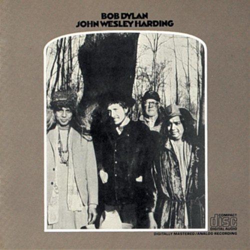 Dylan , Bon - John Wesley Harding