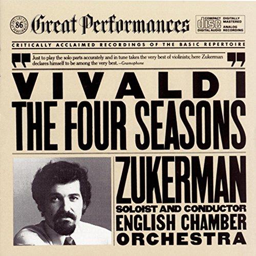 Vivaldi , Antonio - Four Seasons (Pinchas Zuckermann)