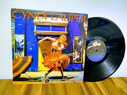 Lauper , Cyndi - She's So Unusual (Vinyl)