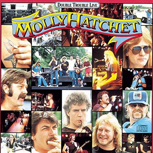 Molly Hatchet - Double Trouble - Live