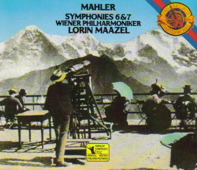 Mahler , Gustav - Symphonies 6 & 7