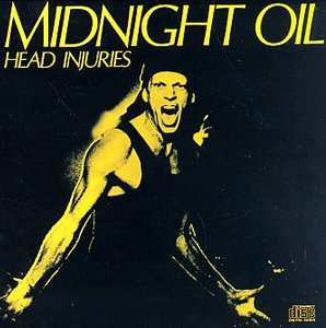 Midnight Oil - Head Injuries (US-Import)