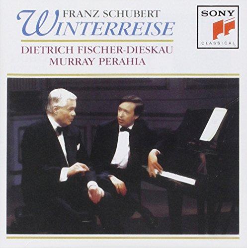 Schubert , Franz - Winterreise (Fischer-Dieskau / Perahia)