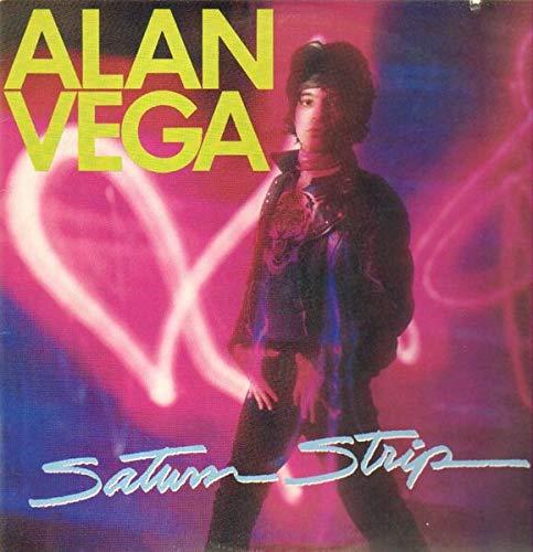Vega , Alan - Saturn Strip (Vinyl)