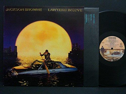Browne , Jackson - Lawyer In Love (83) (Vinyl)