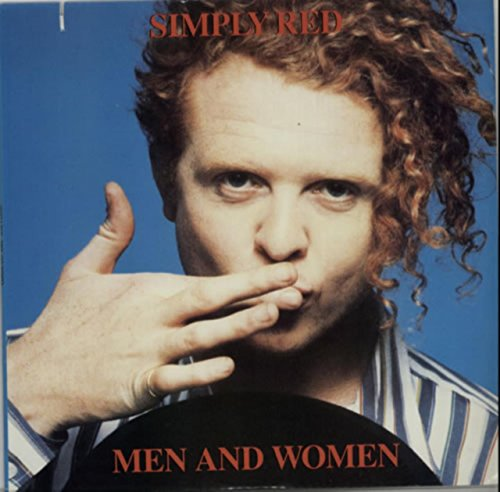 Simply Red - Men And Women (Vinyl)
