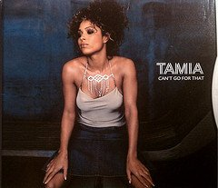 Tamia - Can't Go for That (Maxi)