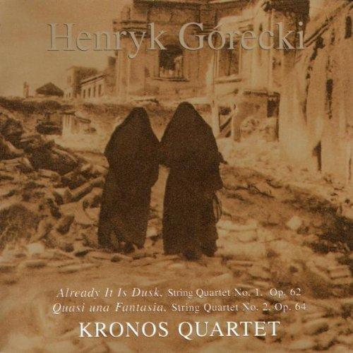 Kronos Quartet - Gorecki: Streichquuartette 1 2