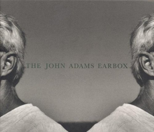 Adams , John - The John Adams Earbox