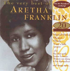 Franklin , Aretha - The Very Best Of Aretha Franklin - 20 Classic Tracks