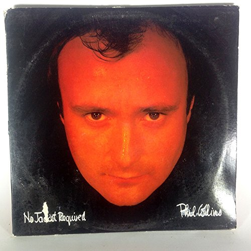 Collins , Phil - No Jacket Required (Vinyl)