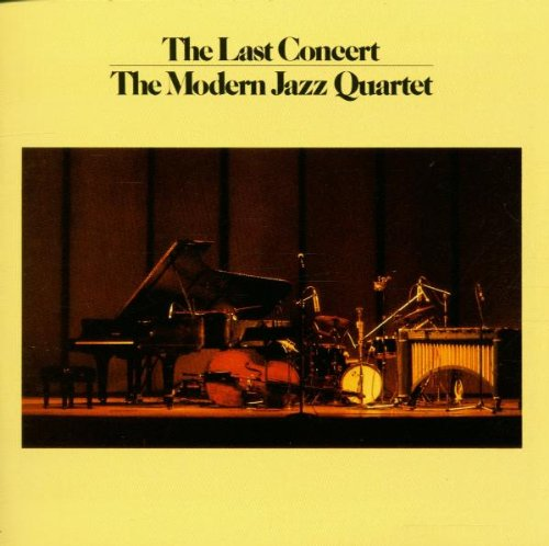 Modern Jazz Quartet - The Last Concert