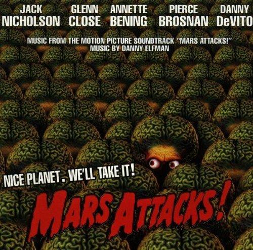 Elfman , Danny - Mars Attacks!