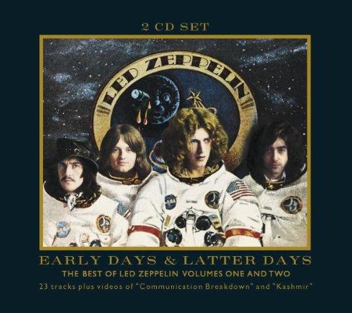 Led Zeppelin - Early Days & Latter Days - The Best of 1 & 2
