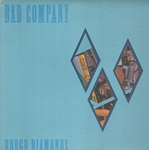Bad Company - Rough diamonds (1982) [Vinyl LP]