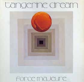 Tangerine Dream - Force Majeure