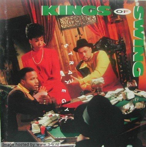 Kings of Swing - Strategy