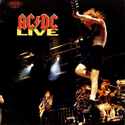 AC DC - Live (Special Collector's Edition) (Vinyl)