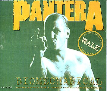 Pantera - Biomechanical (Maxi)