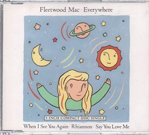 Fleetwood Mac - Everywhere (Maxi)