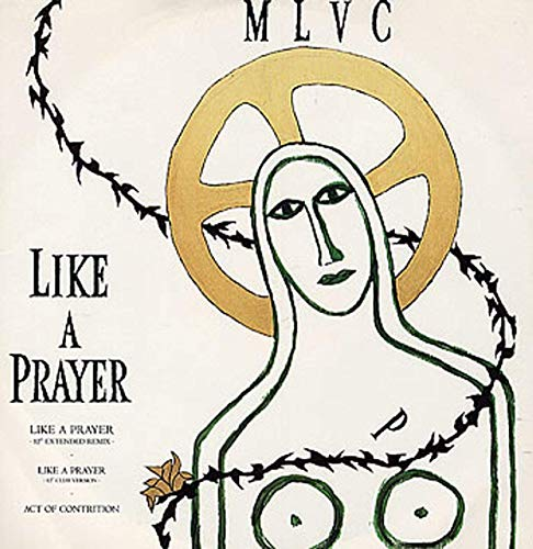 Madonna - Like A Prayer (12'') (Maxi) (Vinyl)
