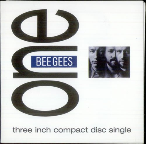 Bee Gees - One (3'') (Maxi)