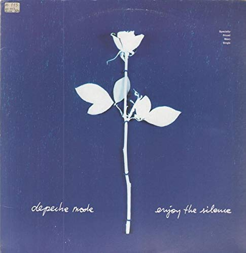 Depeche Mode - Enjoy The Silence (The Quad: Final Mix) (Maxi) (Vinyl)