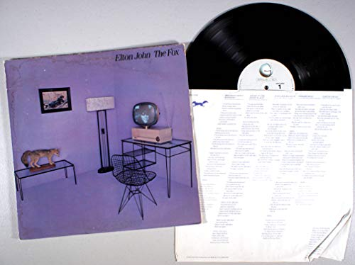 John , Elton - The Fox (Vinyl)